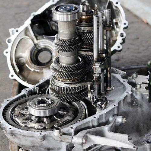 Part of a Vehicle's Transmission.