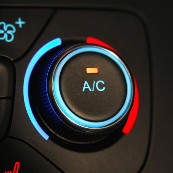 ac in the car