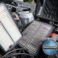 A New and Old Comparison of BMW Air Filter