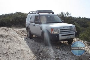 Land Rover Driving Off-Road