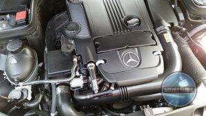 Mercedes Repair Under the Hood.